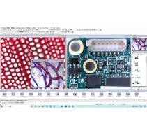Software GOKO Measure Plus for image analysis and measurement