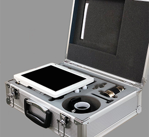 Exclusive carrying case for the GOKO Bscan-Z